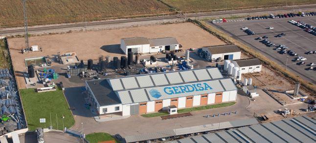 Gerdisa Instalaciones desde Aire